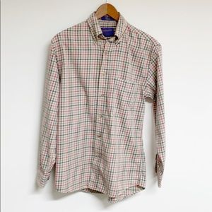 Pendleton Checkered Cotton Shirt